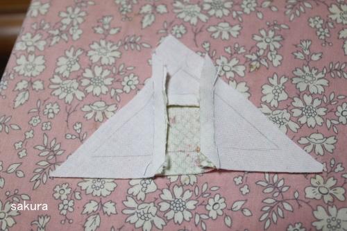 サンプラーパターン無料配布 湖の乙女 布の倒し方
