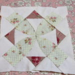 サンプラーパターン無料配布 湖の乙女 布の配色