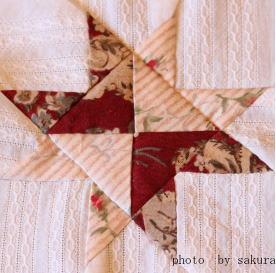 パッチワーク縫い方