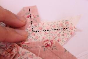 レモンスター縫い方