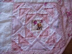 つるバラのパターン